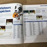 guide officiel - animal crossing wild world