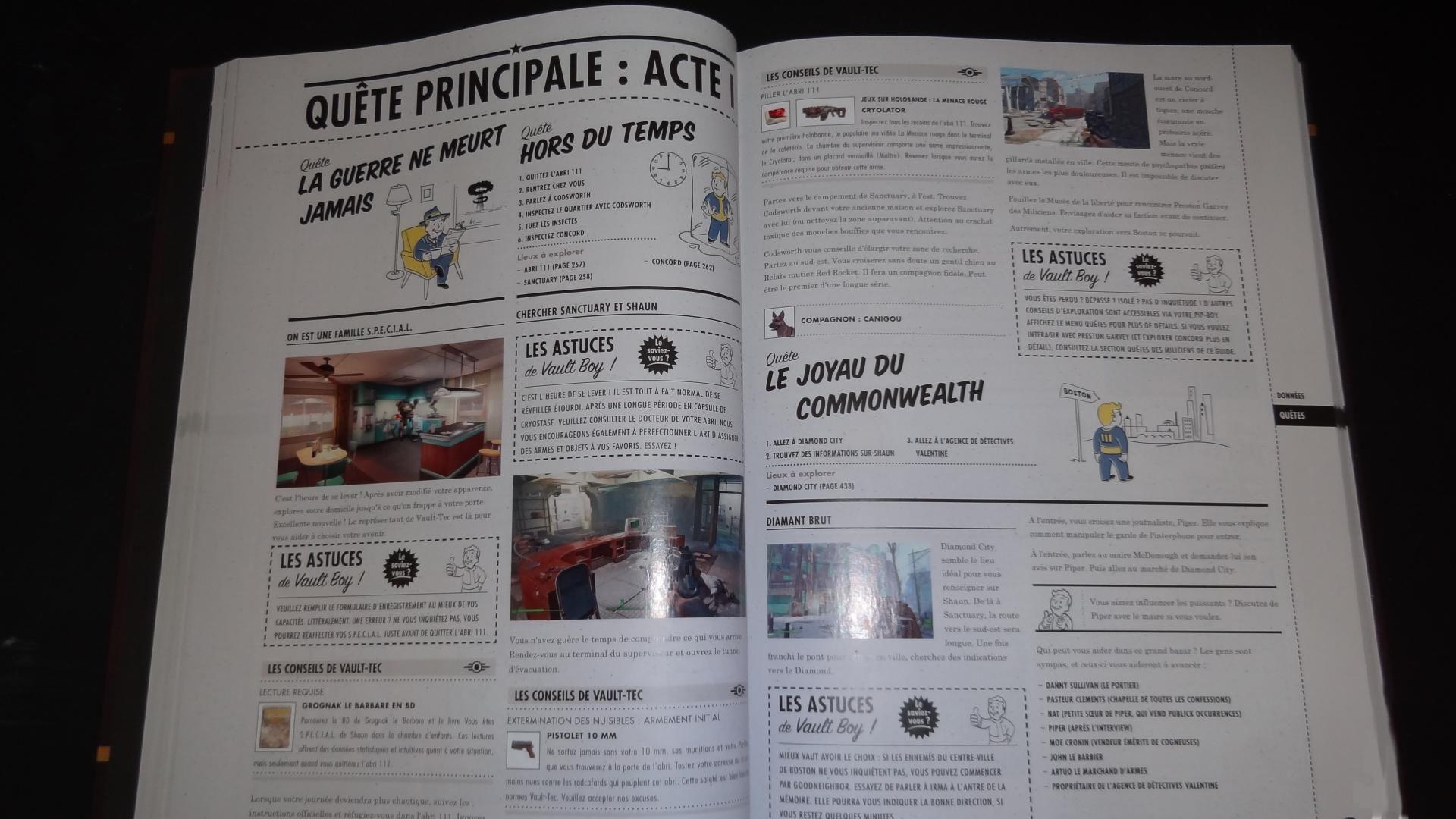 guide officiel fallout 4