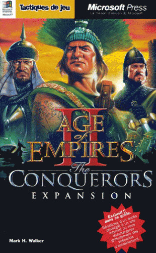 Age of Empire 2 : The Conquerors Expansion