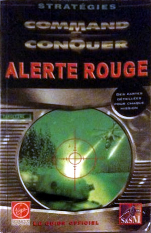 guide officiel command conquer alerte rouge