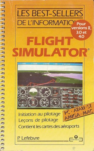 Flight Simulator 2, 3 & 4