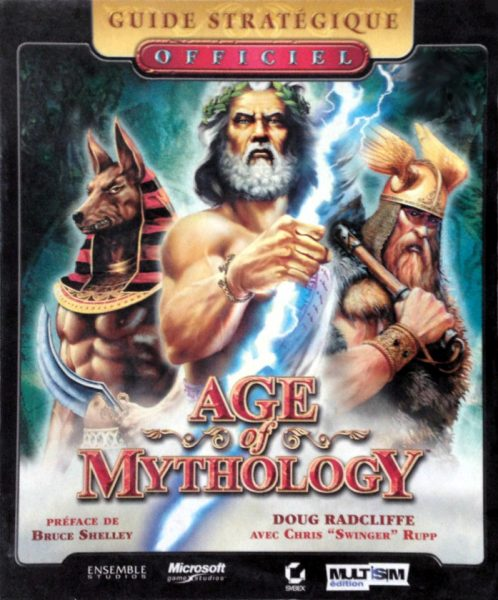 guide officiel - age of mythology