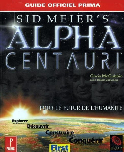guide officiel alpha centauri