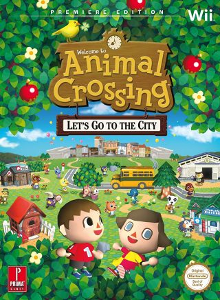 Read more about the article Animal Crossing : Let's Go to the City