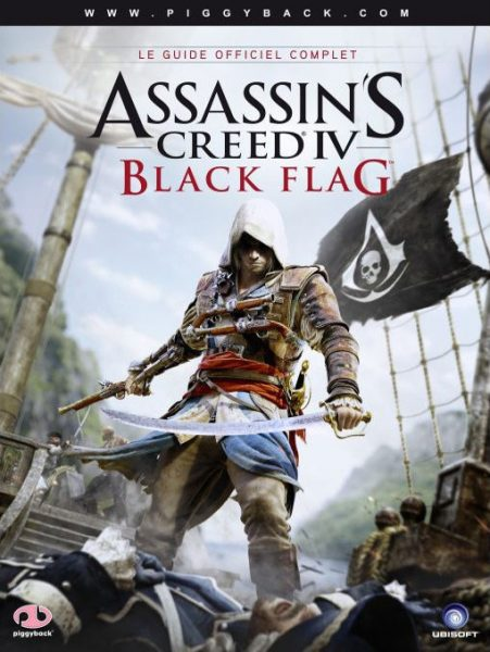 guide officiel - assassin's creed 4 black flag