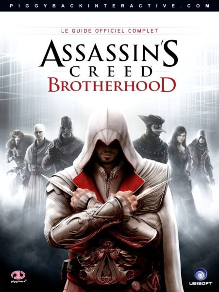 guide officiel - assassins creed brotherhood