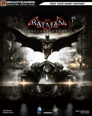 Read more about the article Batman : Arkham Knight