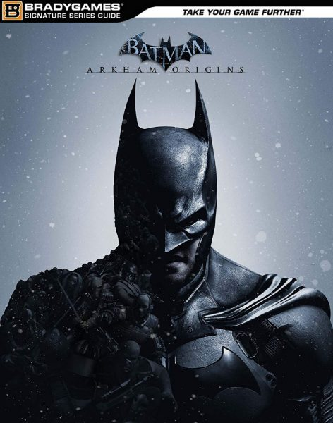 guide officiel - batman arkham origins