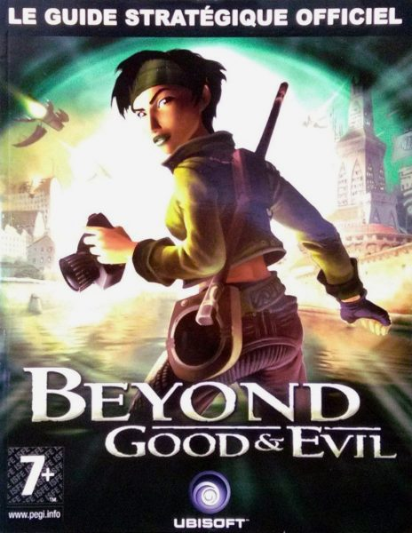 guide officiel - beyond good and evil