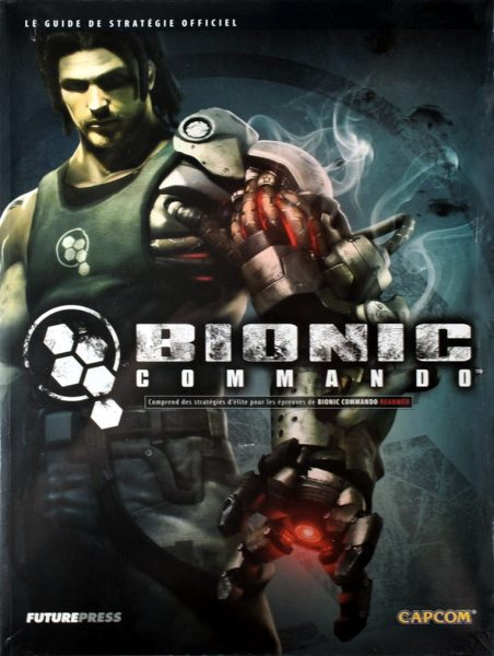 guide officiel - bionic commando