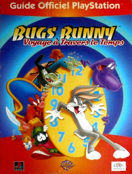 guide officiel - bugs bunny voyage à travers le temps