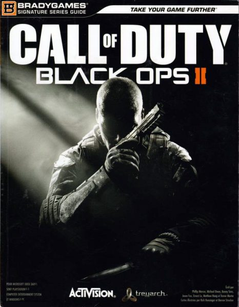 guide officiel - call of duty black ops 2