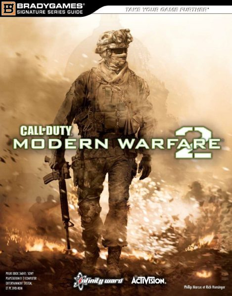guide officiel - call of duty modern warfare 2
