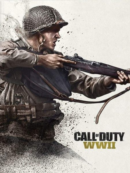 guide officiel call of duty wwii