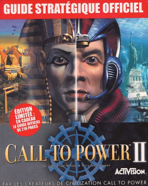 guide officiel - civilization call to power 2