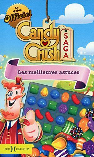 guide officiel Candy Crush Saga