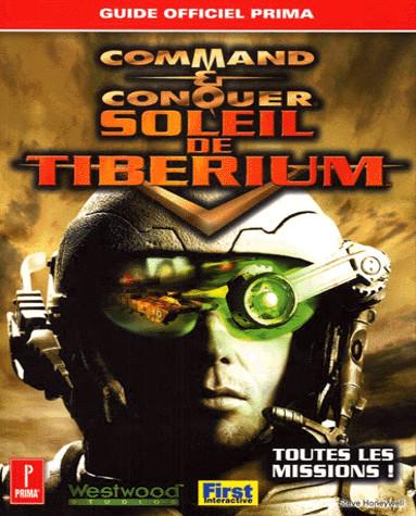 guide officiel - comman conquer soleil de tiberium