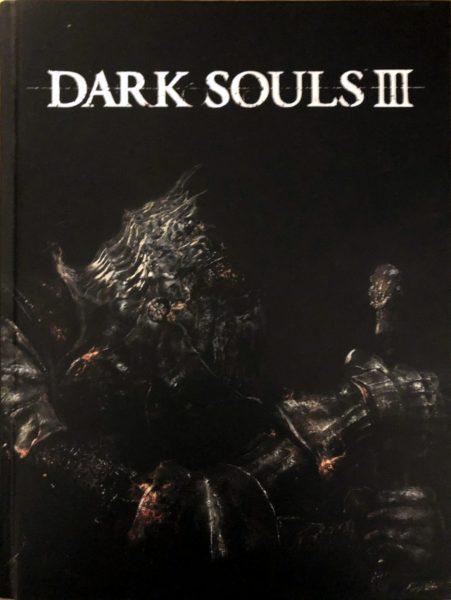 guide officiel dark souls 3