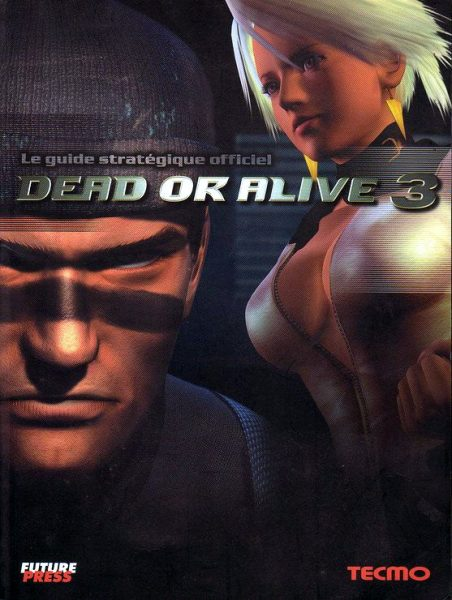 guide officiel - dead or alive 3
