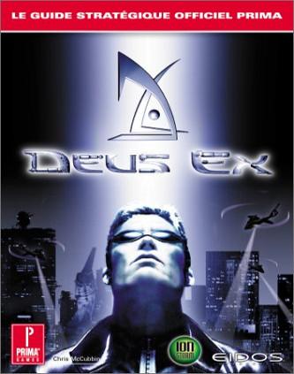 guide officiel deus ex