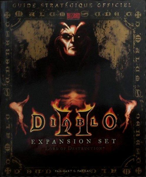 guide officiel - diablo 2 lord of destruction