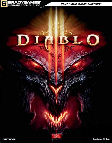 guide officiel - diablo 3
