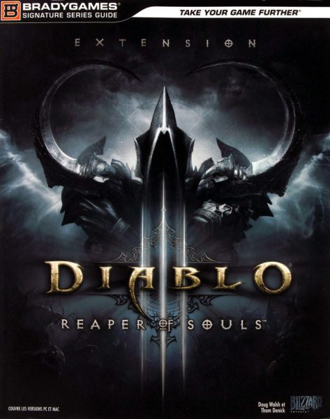 guide officiel - diablo 3 reaper of souls