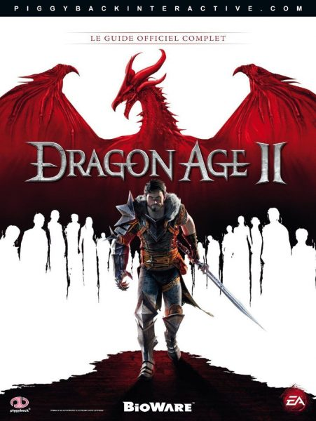 guide officiel dragon age 2