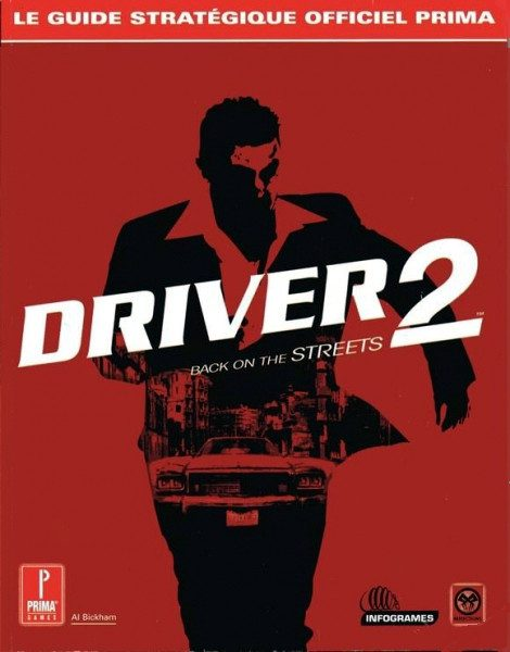 guide officiel - driver 2 back on the streets
