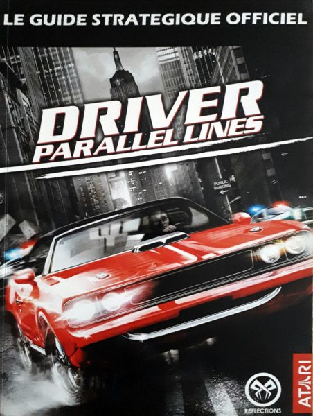 guide officiel - driver 4 parallel lines