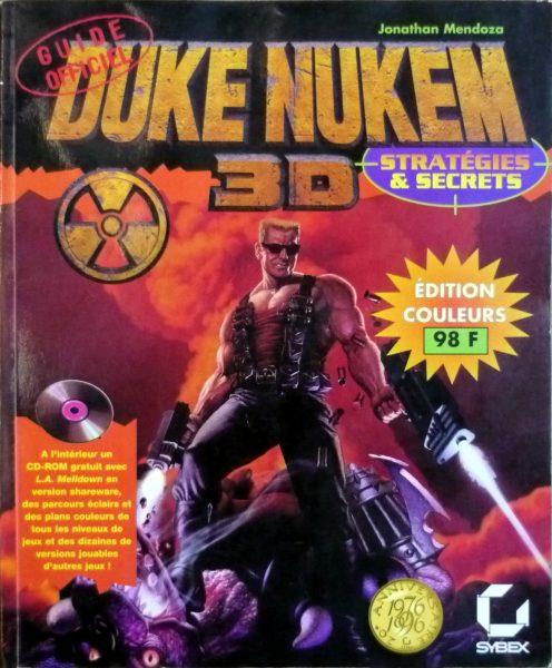 guide officiel - duke nukem 3d