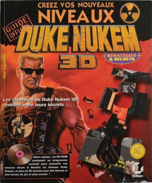 guide officiel duke nukem 3d créez vos nouveaux niveaux