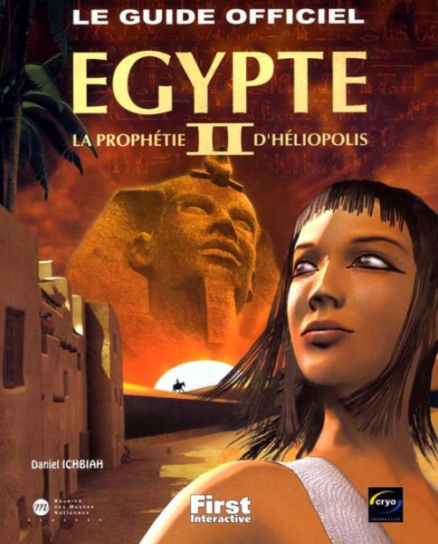 guide officiel - egypte 2