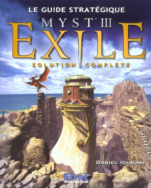 guide officiel Myst 3 - Exile