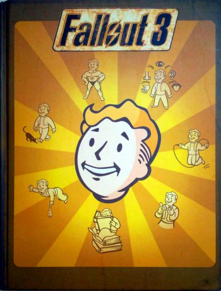 guide officiel fallout 3 collector