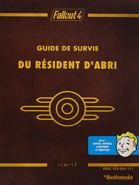 guide officiel fallout 4