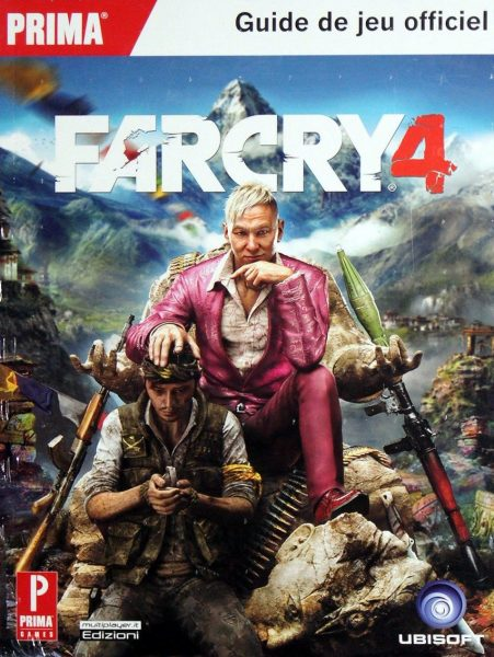 guide officiel far cry 4