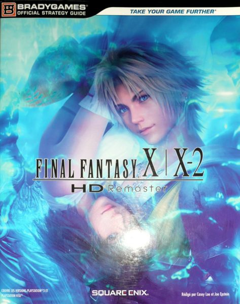 guide officiel - Final Fantasy 10 / 10-2 HD