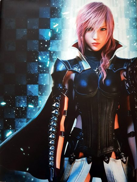guide officiel final fantasy 13-3 collector