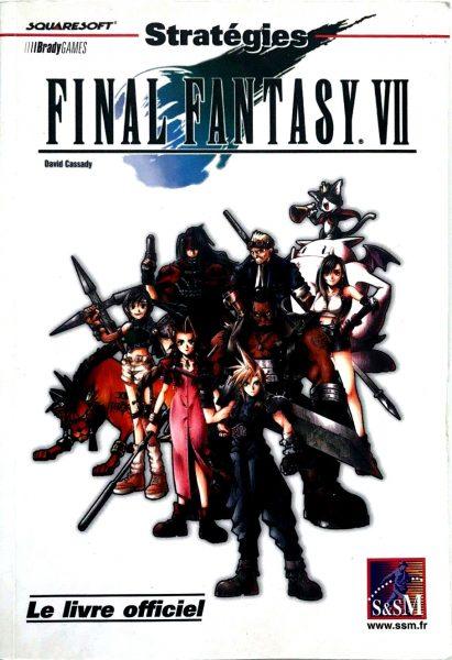 guide officiel Final Fantasy 7