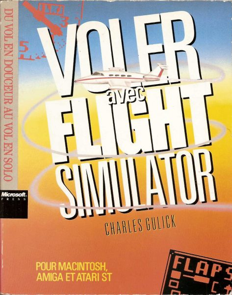 voler avec flight simulator