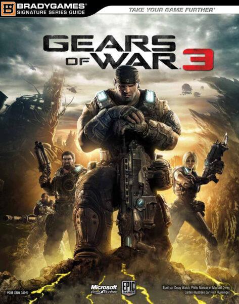 guide officiel - gears of war 3