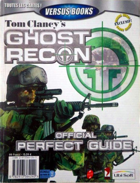 guide officiel ghost recon