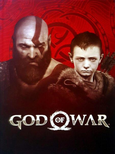 Guide officiel God of War
