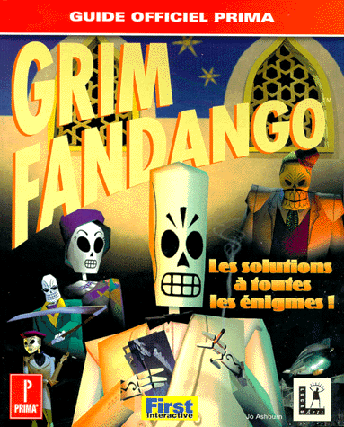 guide officiel - Grim Fandango