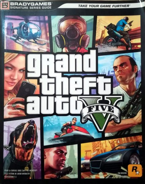 guide officiel GTA 5