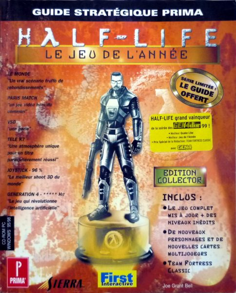 guide officiel - half life