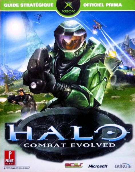 guide officiel - halo