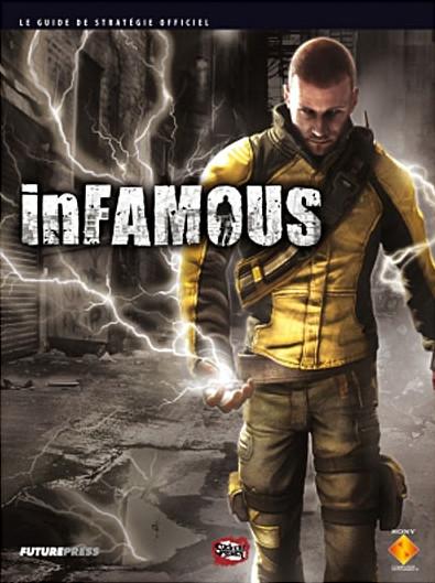 guide officiel - inFamous