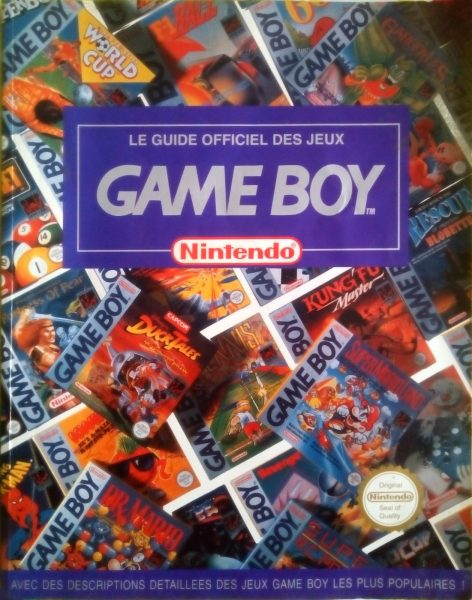 Guide officiel des jeux Game Boy